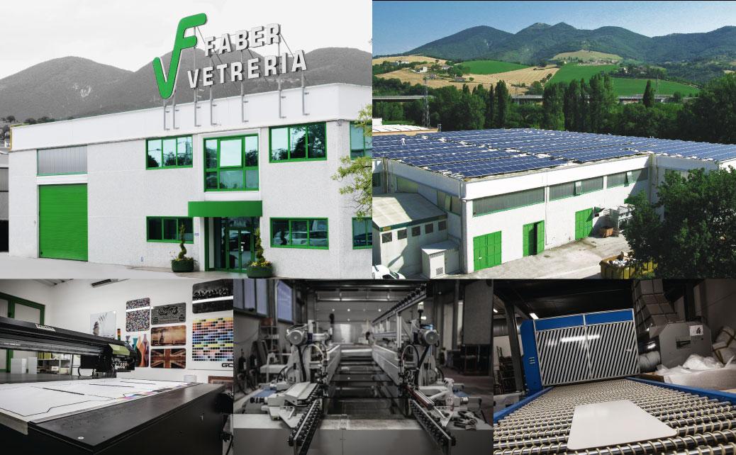 Faber Vetreria - household appliance industry