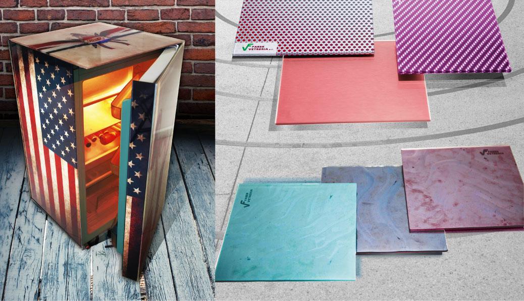 Faber Vetreria nell'Arte, componenti in vetro personalizzati