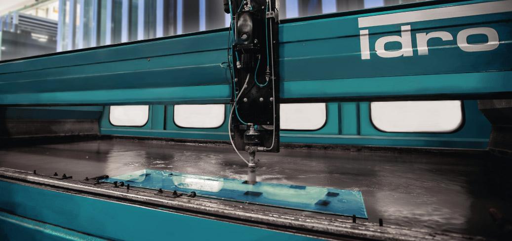 Faber Vetreria, realizzazione vetri per industria elettrodomestico