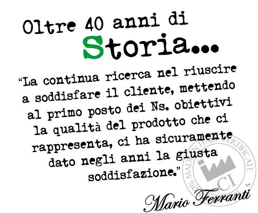 Faber Vetreria- Mario Ferranti